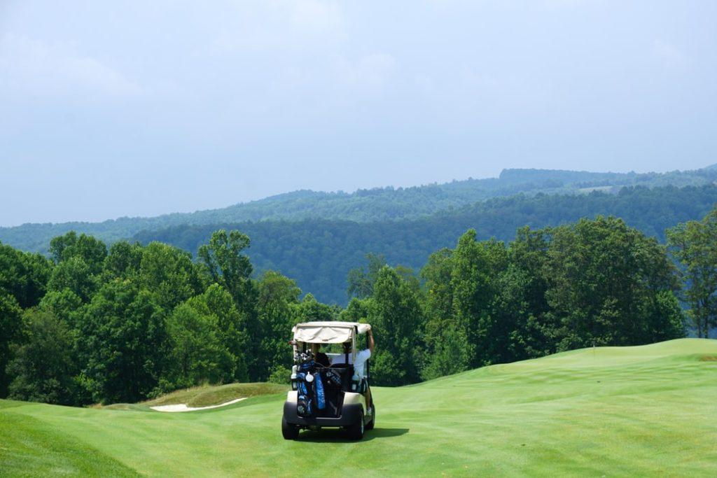 ride on golf buggies